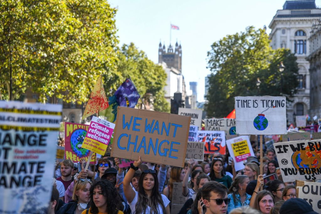 Images of the Global Climate Strike