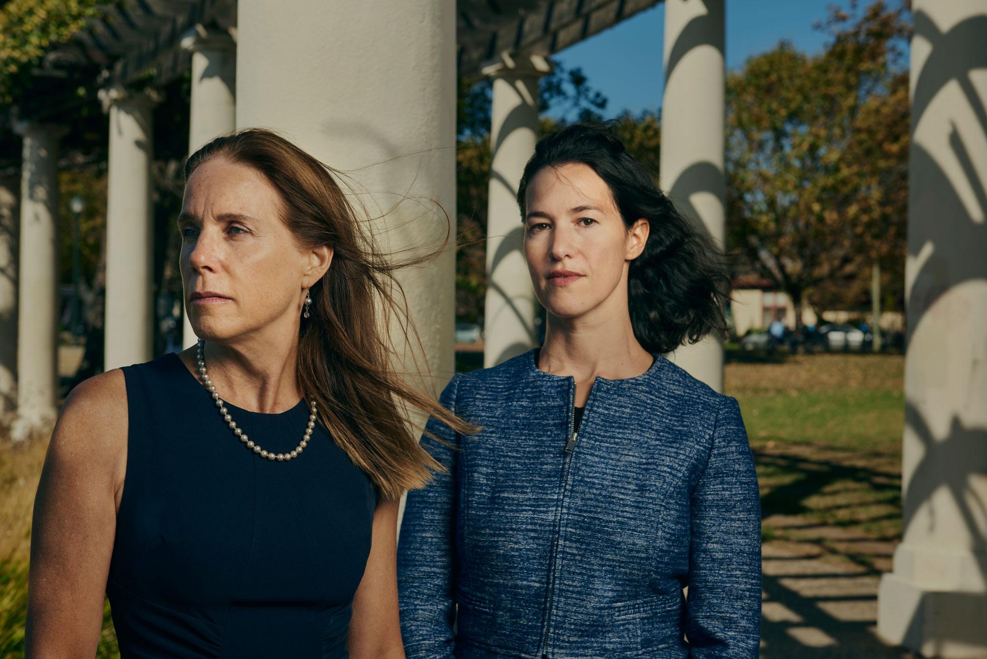 Climate Week - Sierra Club Joanne Spalding and Elena Saxonhouse for Rolling Stone