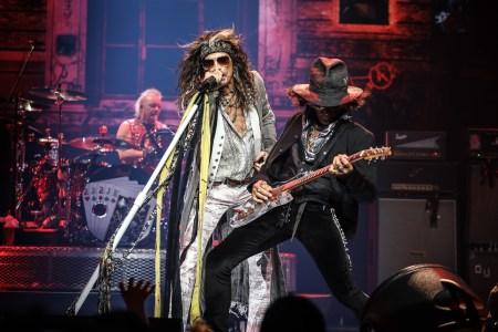 Inside Aerosmith's 'Deuces Are Wild' Las Vegas Set List