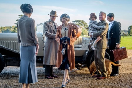 'Downton Abbey' Review: Return of the Stiff Upper Lips