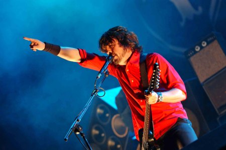 Foo Fighters Release 2005 Roswell Concert for 'Storm Area 51 Day'