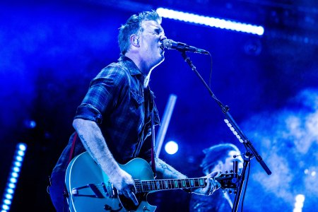 Josh Homme Recruits Les Claypool, Billy Gibbons for New Desert Sessions LP