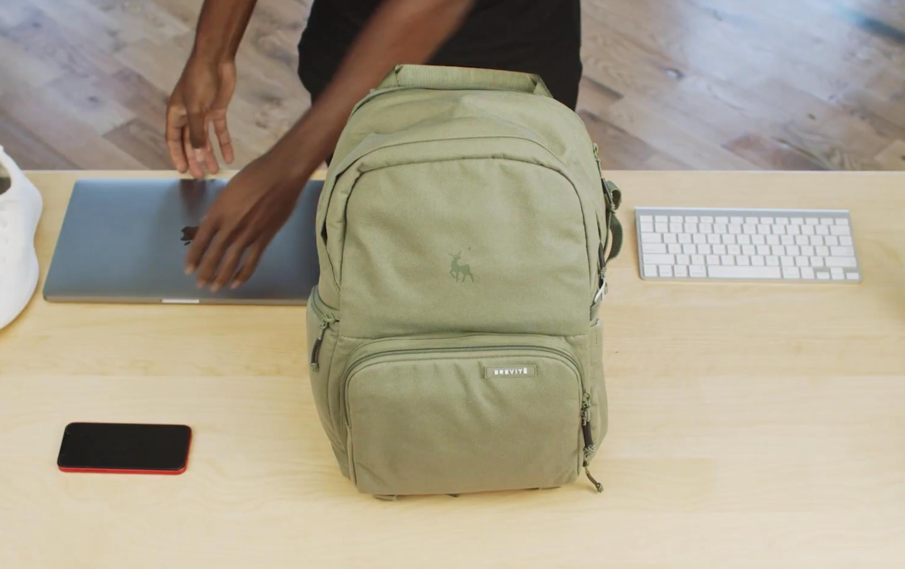 Brevite Jumper Backpack