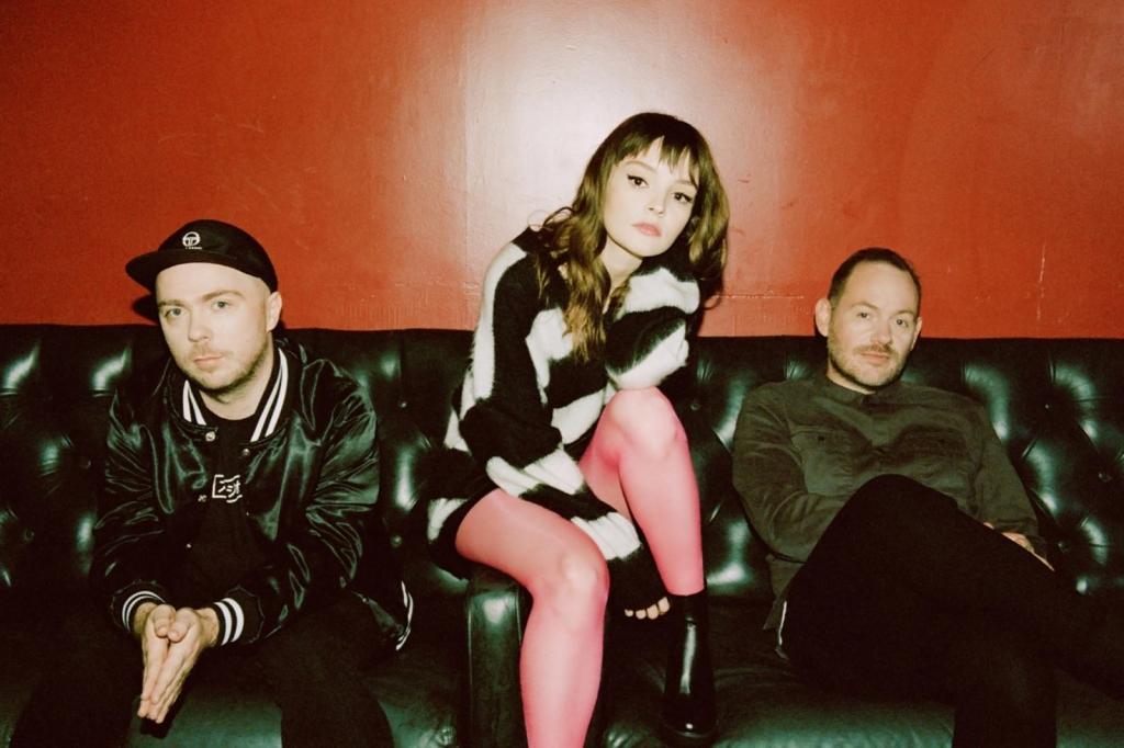 Hear Chvrches' Hopeful New Song 'Death Stranding'