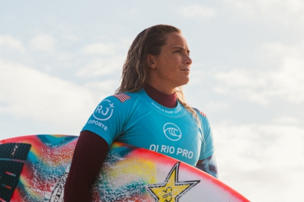 Pro Surfer Courtney Conlogue: My Life in 15 Songs