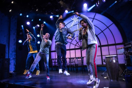 How 'Freestyle Love Supreme' Brought Beatboxing and Rap to Broadway