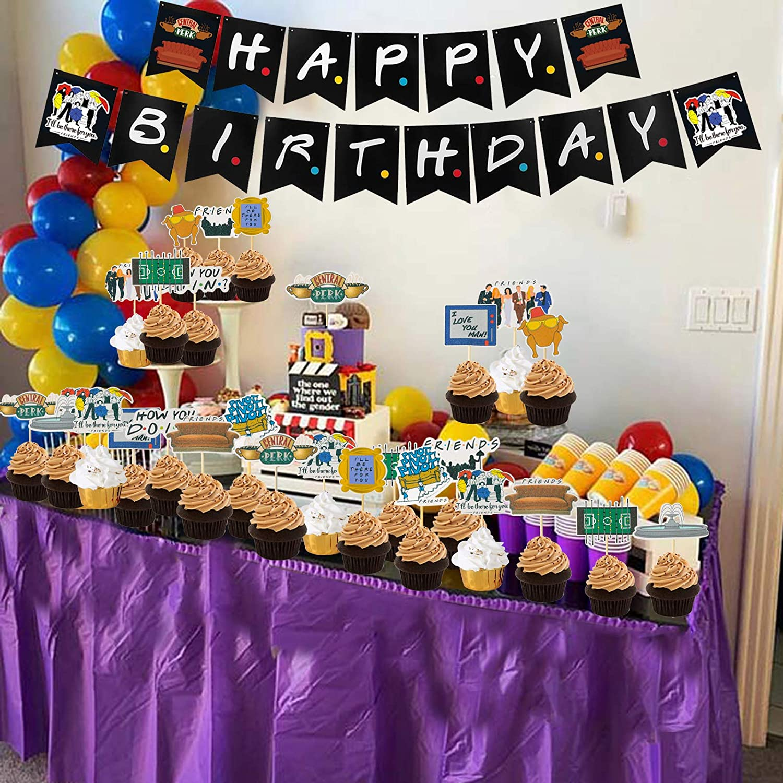 Friends Party Decorations