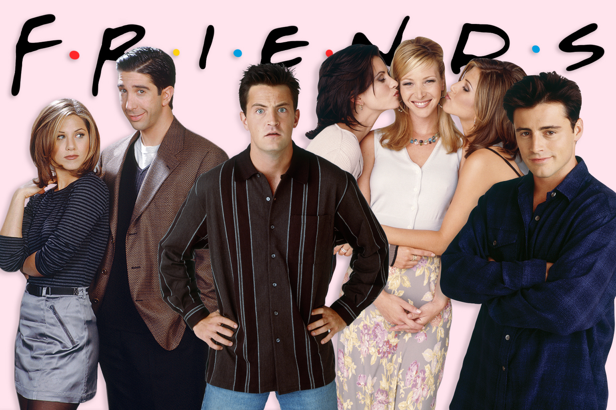 Friends 25 Best Episodes Rolling Stone