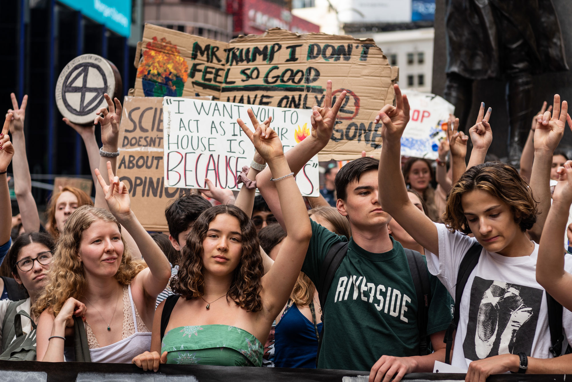 The Climate Crisis and the Case for Hope