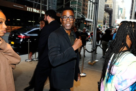 Chris Rock Details New Book 'My First Black Boyfriend'