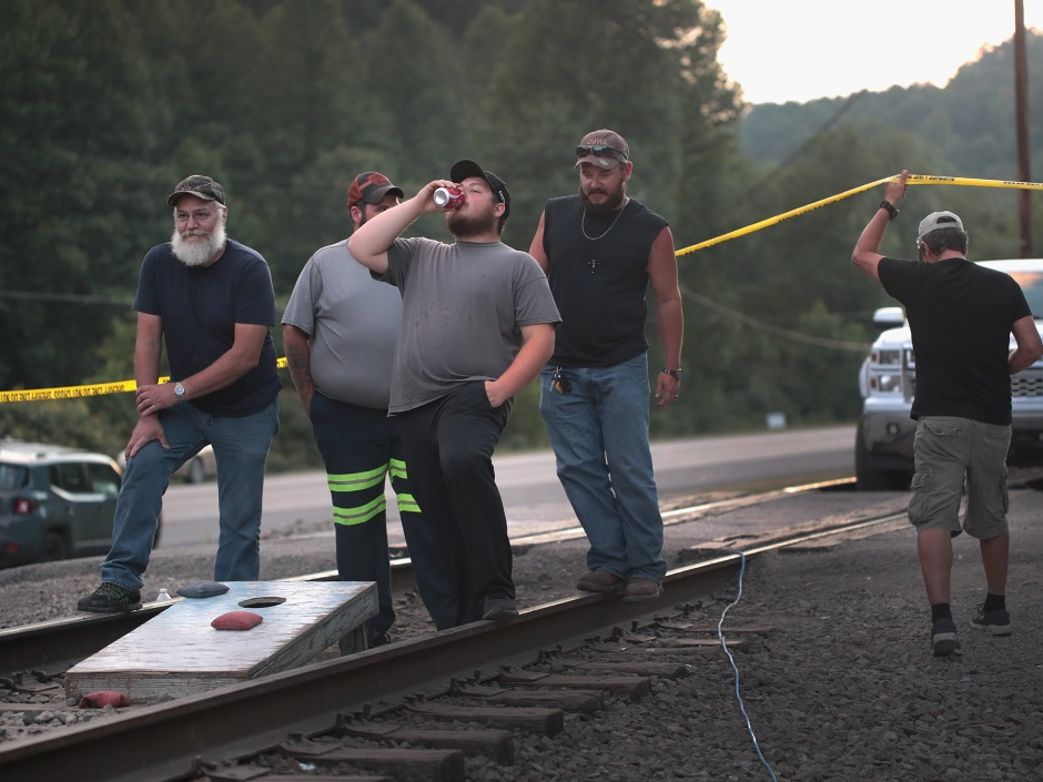 Inside the Harlan County Coal Miner Protest – Rolling Stone