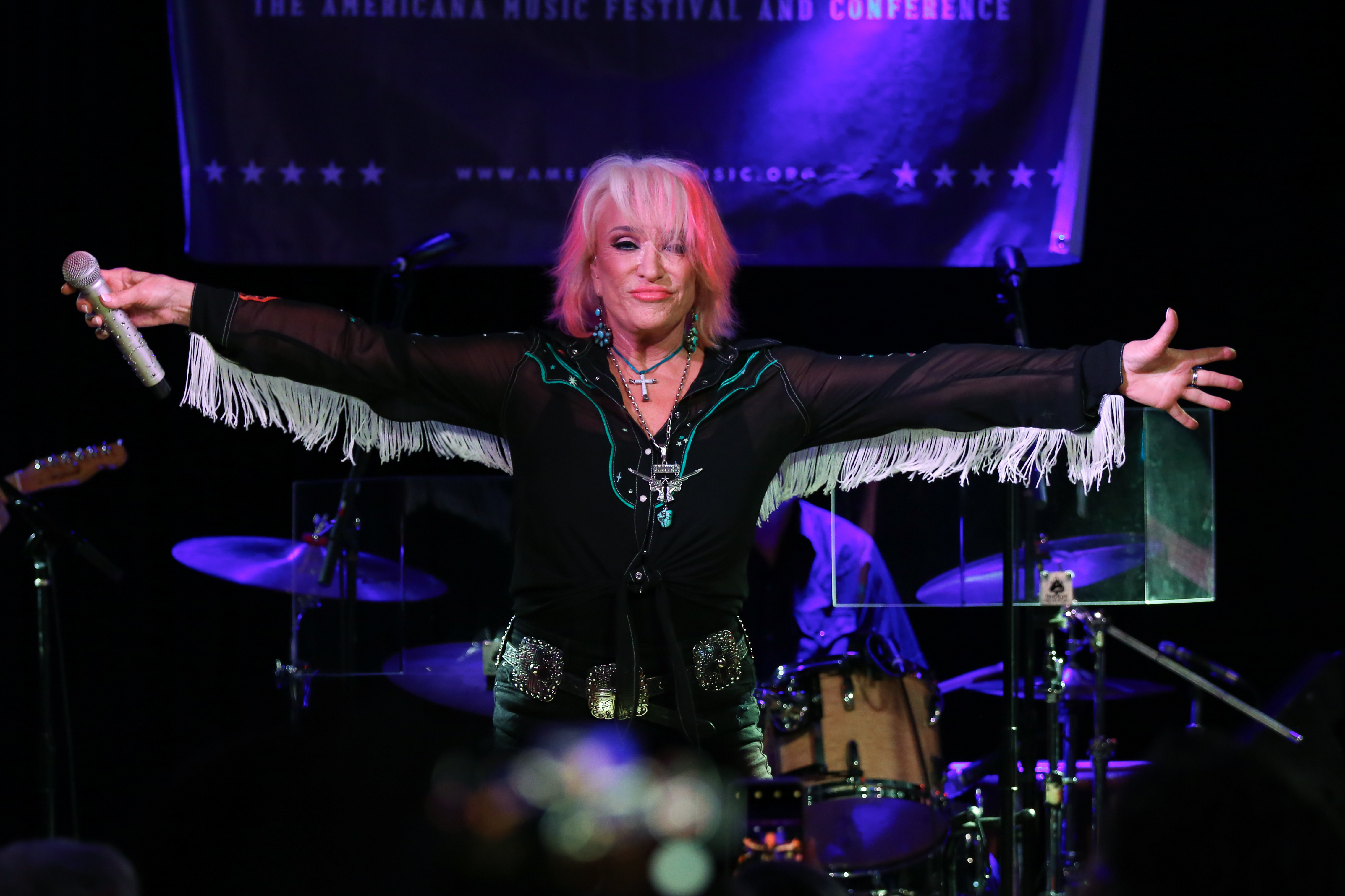 Tanya Tucker's Interview With Elizabeth Cook: Six Things