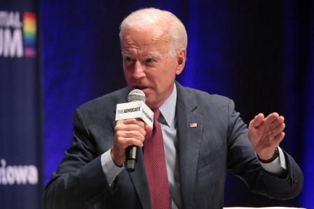 Biden Calls Female Moderator 'Sweetheart' After Defending LGBTQ Record