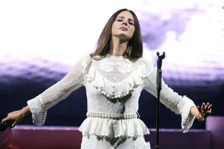 Lana Del Rey Captivates at Norman Rockwell Tour-Opening New York Show