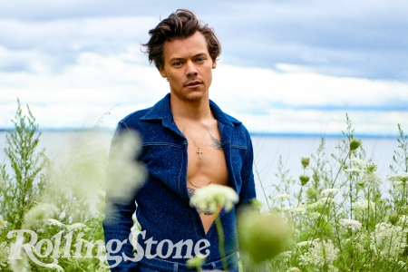 Hear Our New Podcast on the Magic of Harry Styles