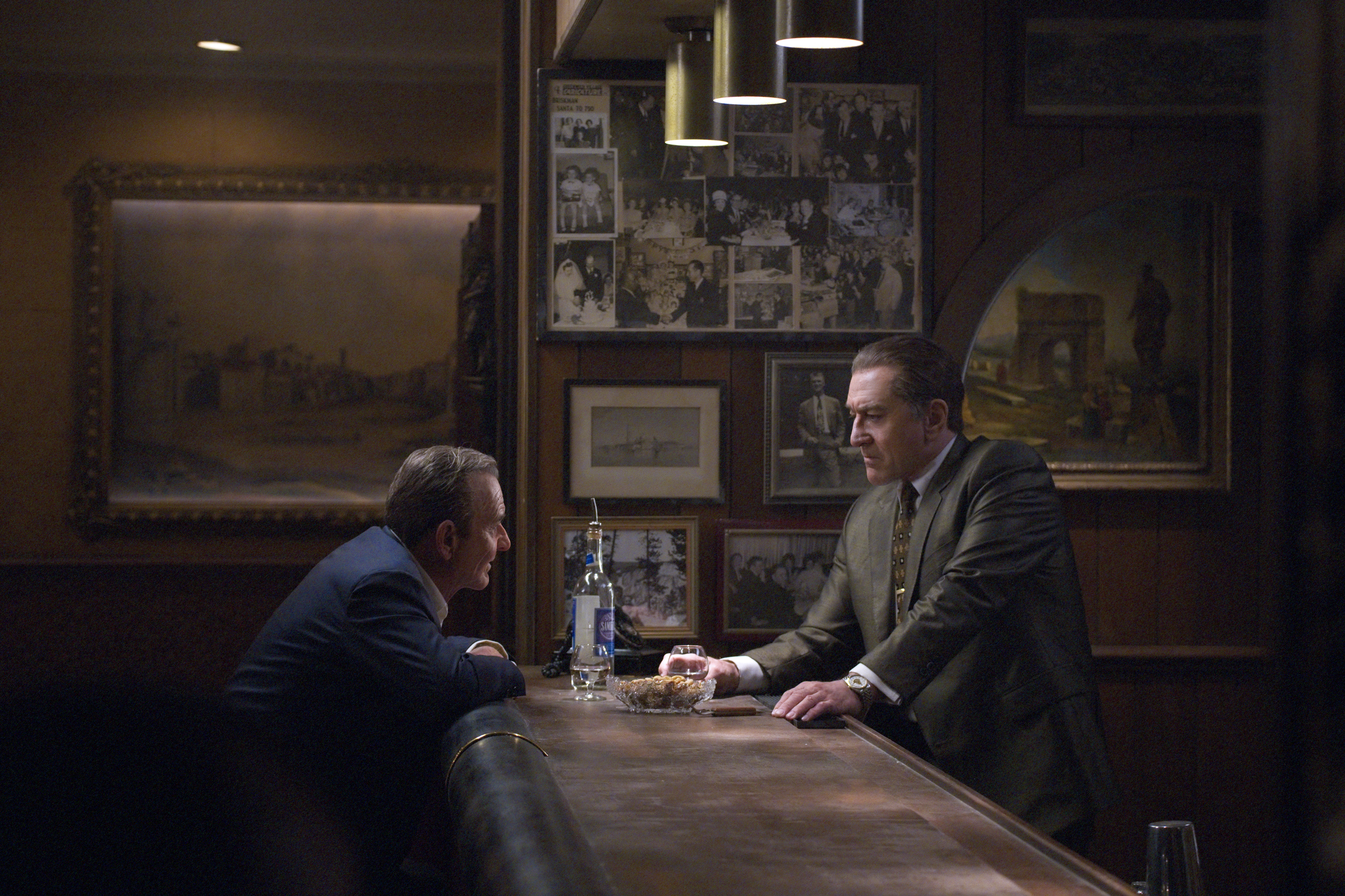 'The Irishman': Martin Scorsese's Mob Epic Feels Like a Career Capper