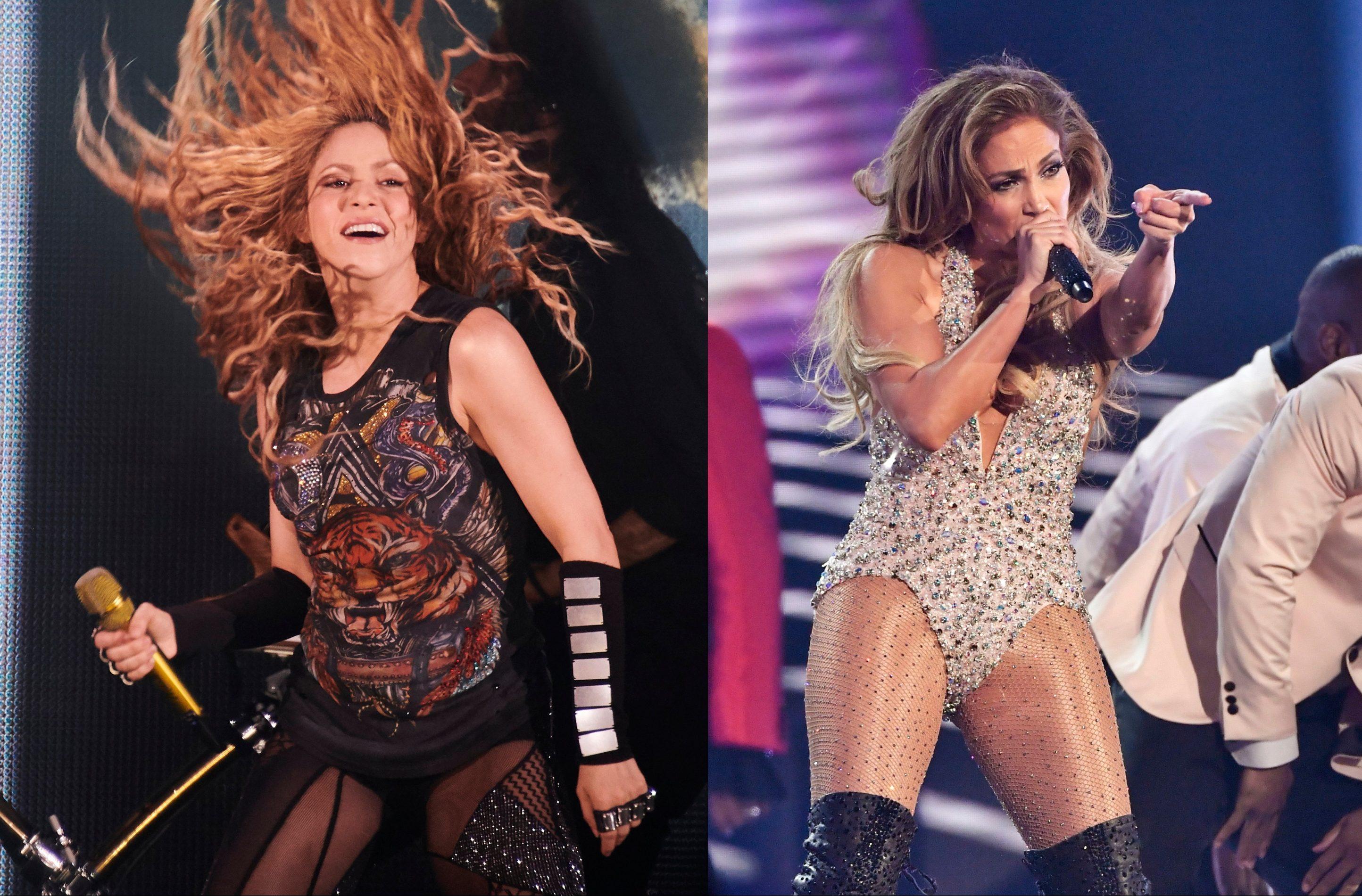 5 Ideas For Jennifer Lopez Shakira S Halftime Show Rolling Stone