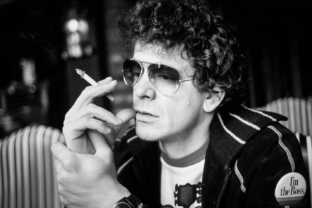 Lou Reed's Lyric Book to Feature Intros by Laurie Anderson, Martin Scorsese