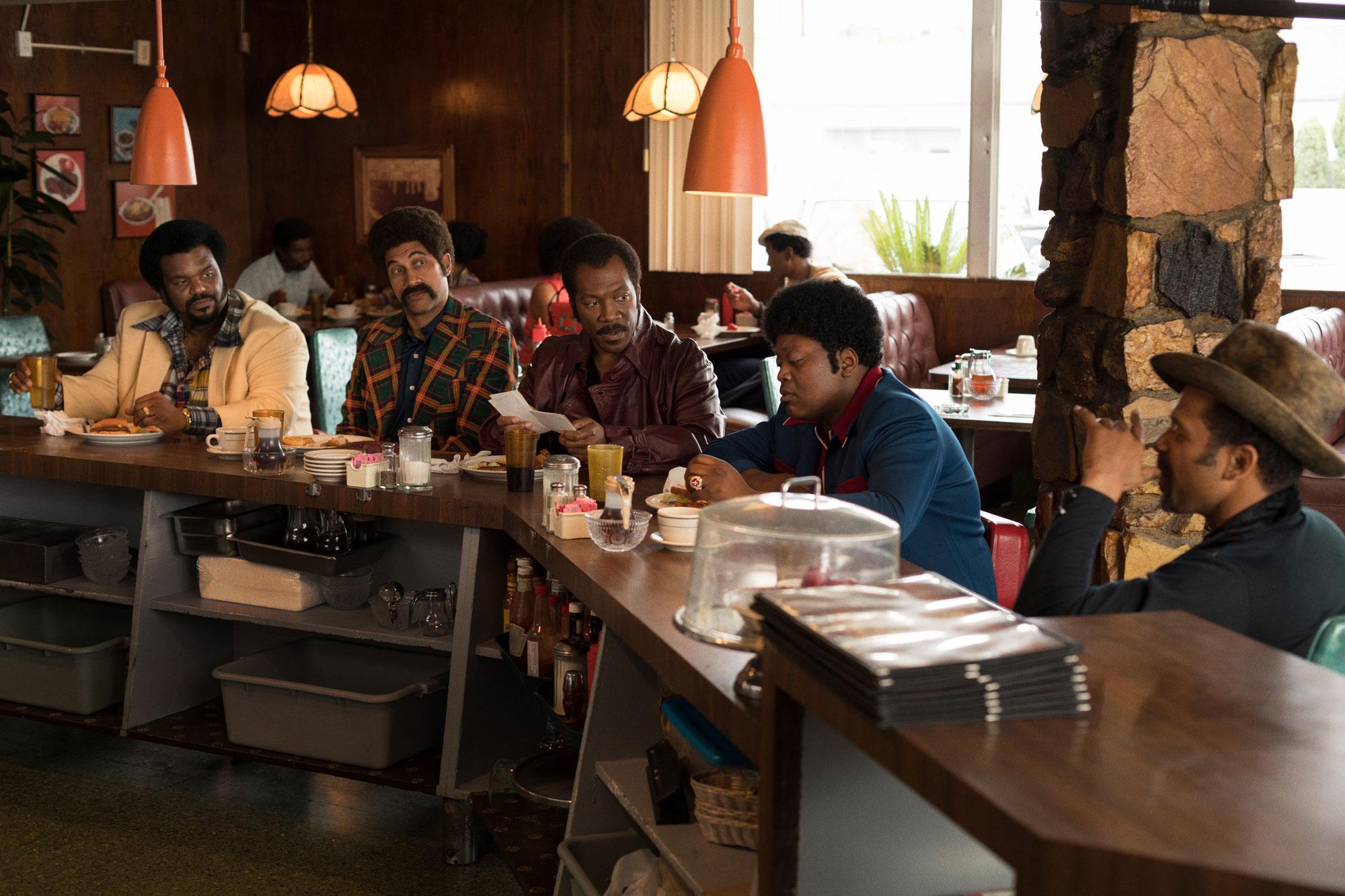 'Dolemite Is My Name': Peter Travers Reviews Eddie Murphy Movie – Rolling Stone