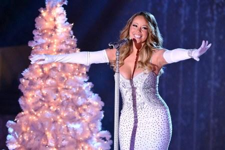 Mariah Carey Christmas.Mariah Carey Announces Merry Christmas 25th Anniversary
