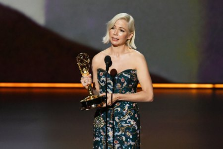 Michelle Williams Urges Equal Pay, Support for Women of Color in Emmy Speech