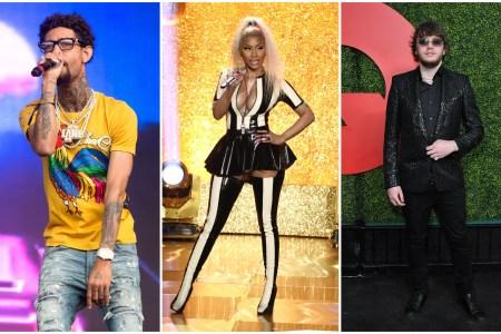 Hear PnB Rock, Nicki Minaj, Murda Beatz Team for New Song 'Fendi'