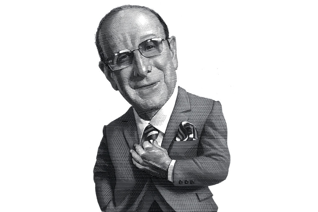 The Last Word: Clive Davis on 'Failed' Whitney Docs and Dinners With Aretha