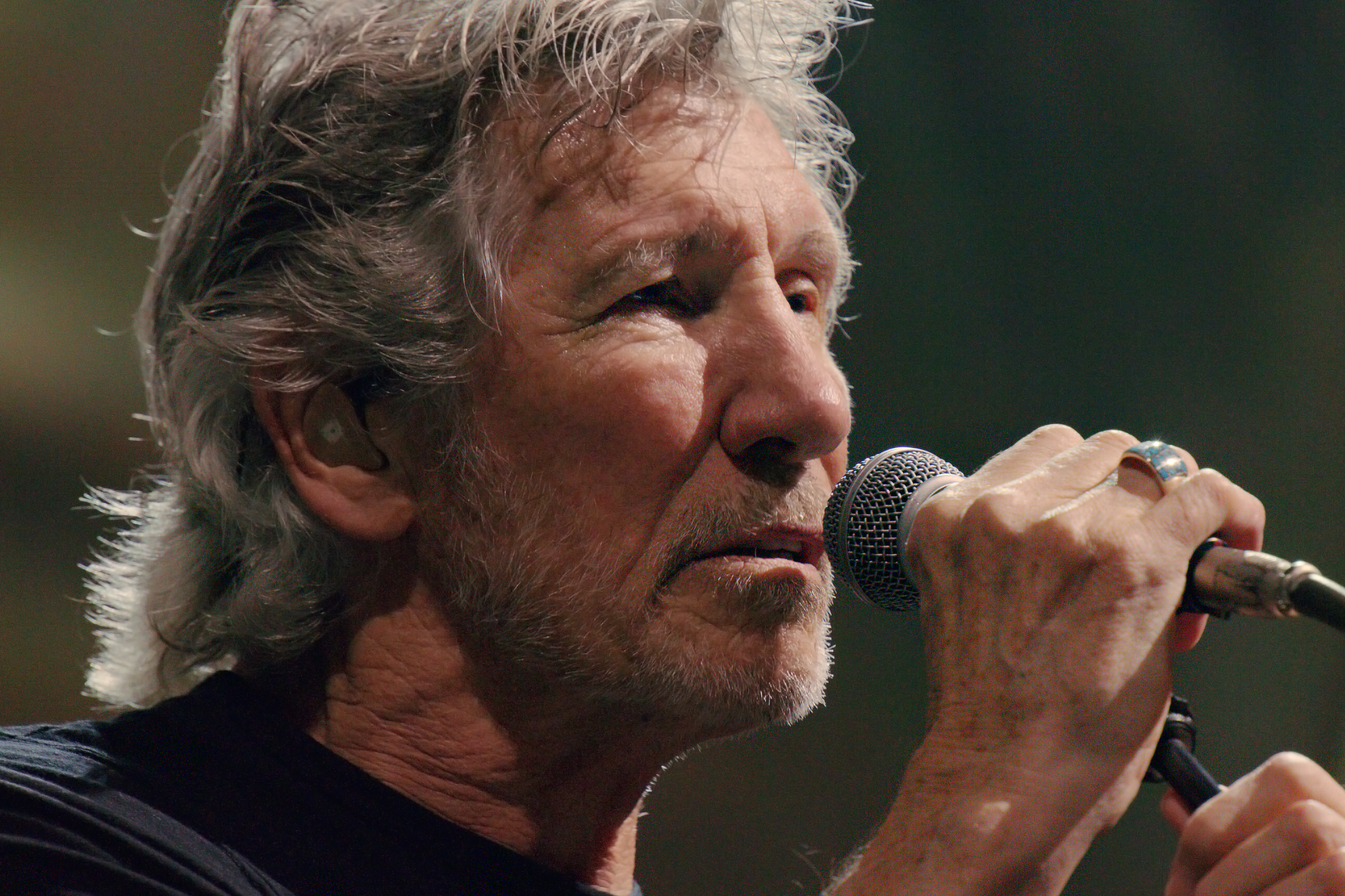 Roger Waters Talks 'Us + Them' Film, Why Pink Floyd's Songs Remain Relevant