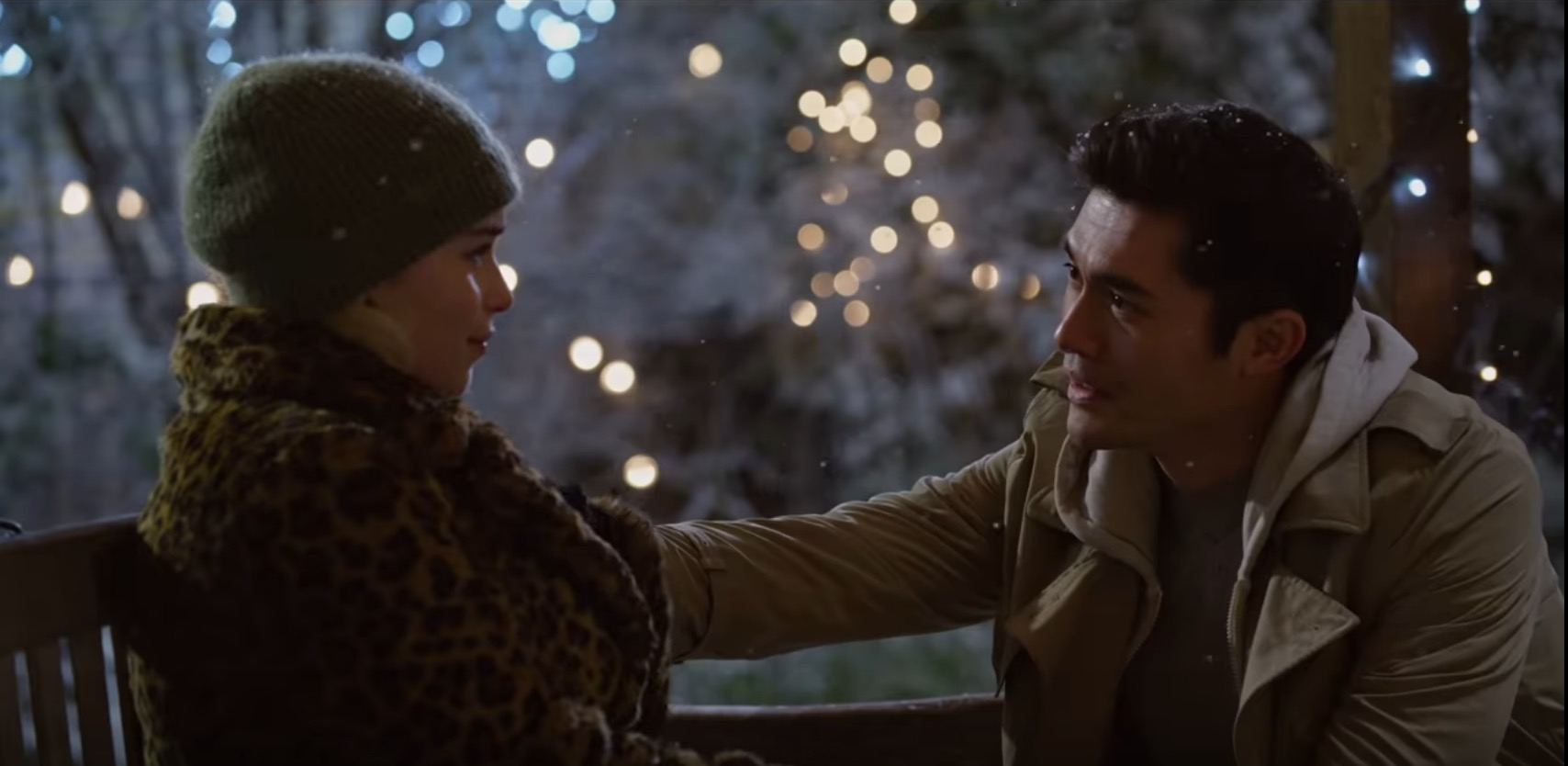 Last Christmas Movie 2019.Last Christmas See Trailer For George Michael Inspired Rom