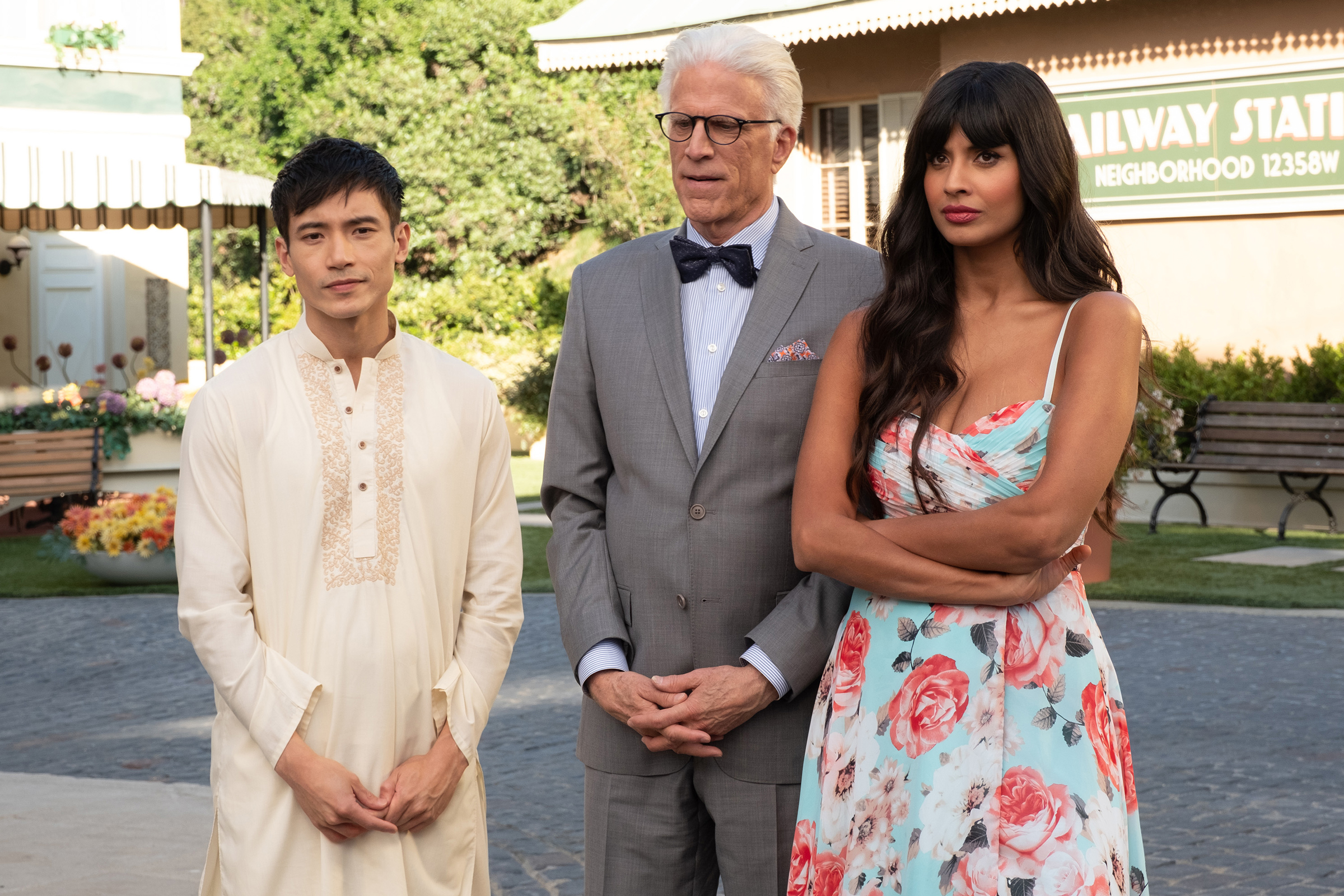 'The Good Place' Recap: Heavy Lies the Crown