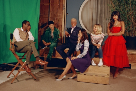 Goodbye to 'The Good Place,' TV's Most Divine Comedy