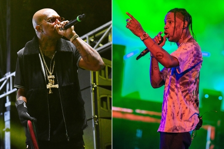 DJ Paul Settles Copyright Lawsuit with Travis Scott