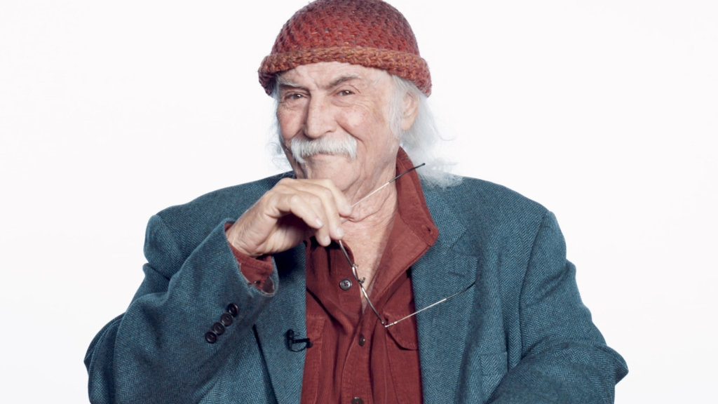 David Crosby Answers Your Questions About Heroin, Monogamy, Weed and Forgiveness