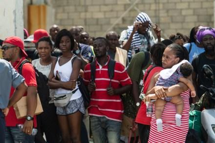Trump Warns That Bahamian Hurricane Refugees Could Be 'Gang Members'