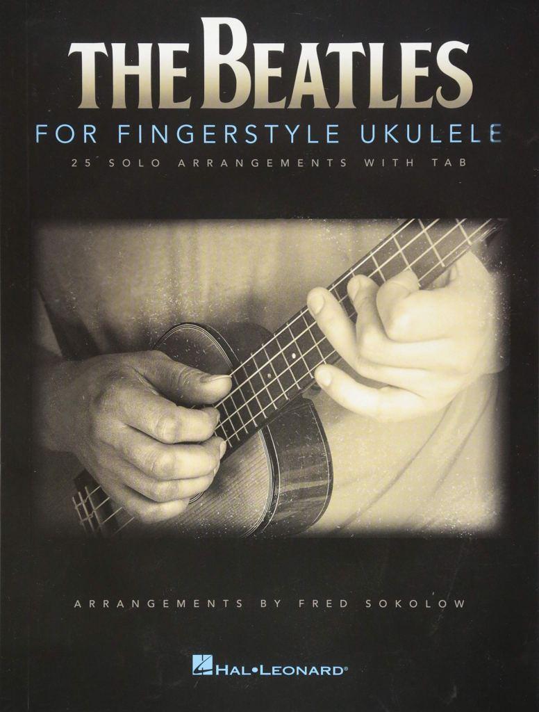 beatles ukulele songs songbook