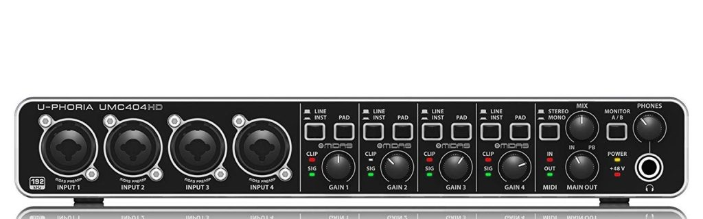 best behringer audio interface review