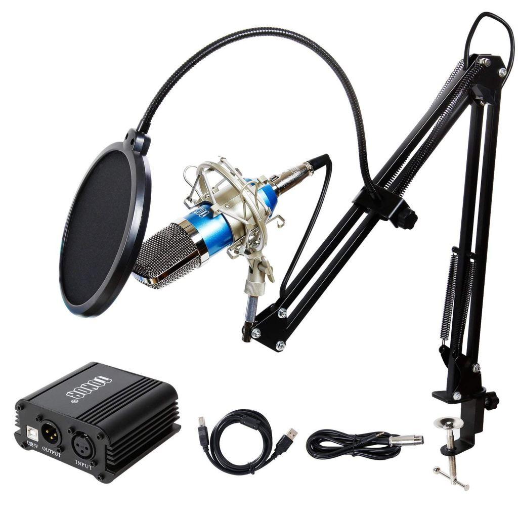 best-condenser-mic-tonor