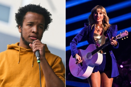 Taylor Swift's 'London Boy' Samples Cautious Clay's 'Cold