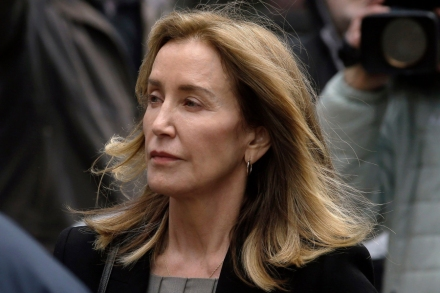 Felicity Huffman Sentenced to 14 Days In Jail