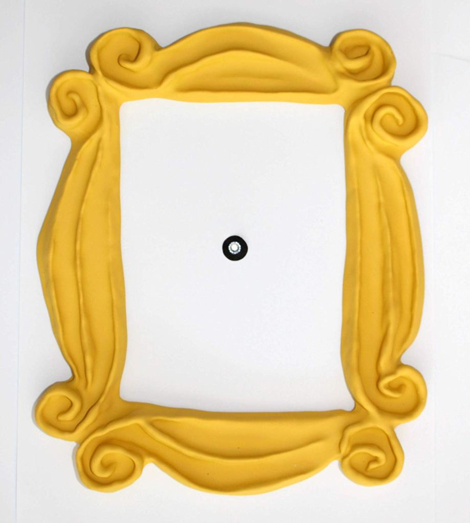friends-picture-frame-yellow
