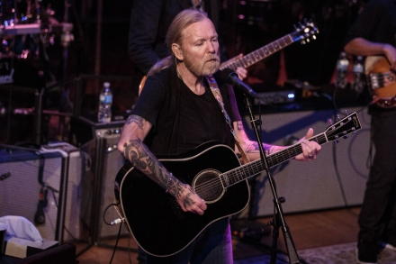 Gregg Allman's Birthday Celebration Spawns Allman Family Revival Mini-Tour