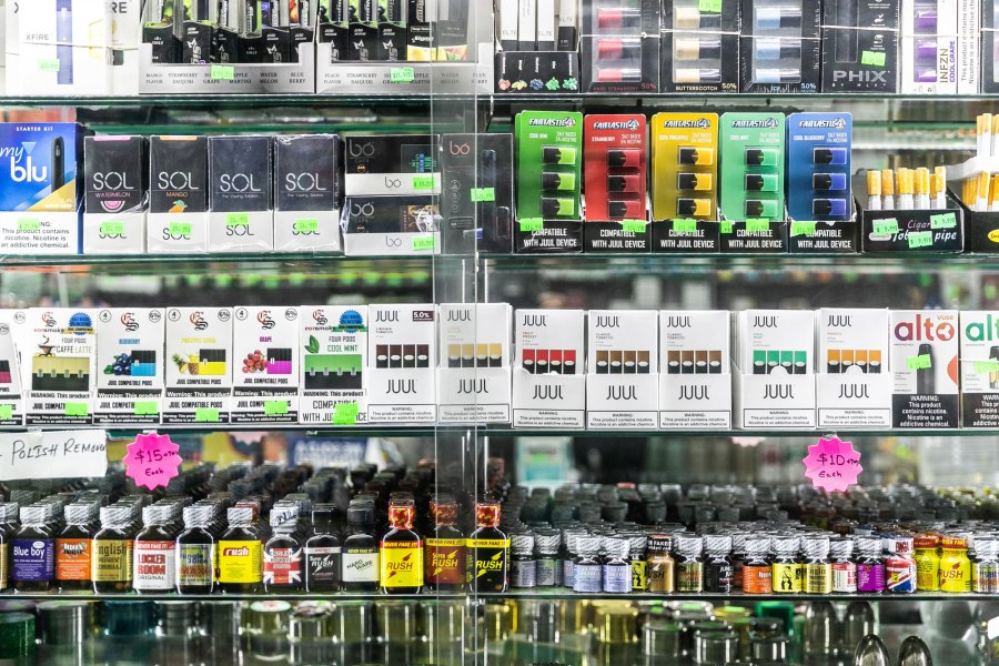 Counterfeit Weed Vape Cartridges Are Flooding Black Markets