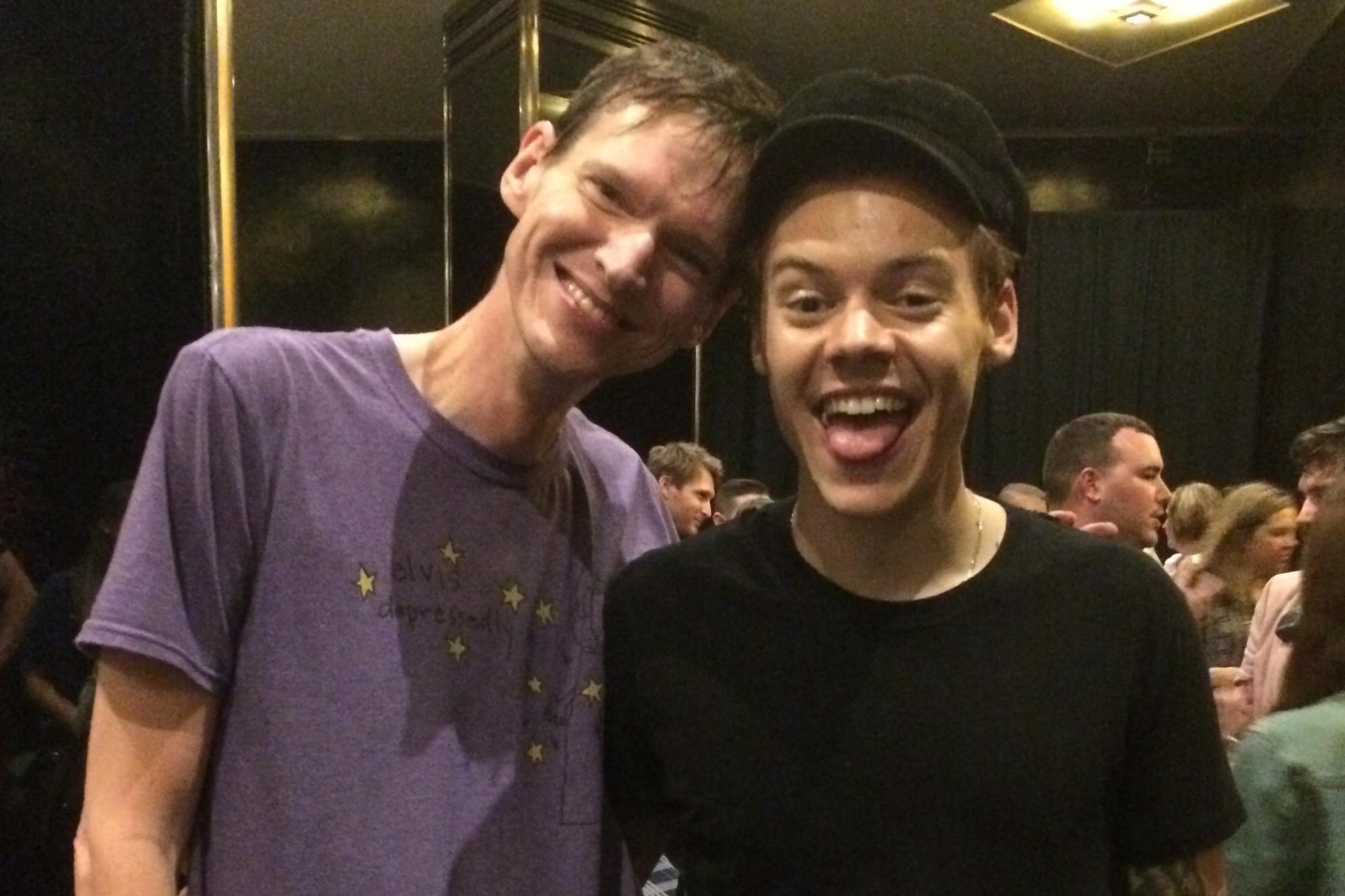 When Harry Styles Met Rob Sheffield: Jason Fine Editor's