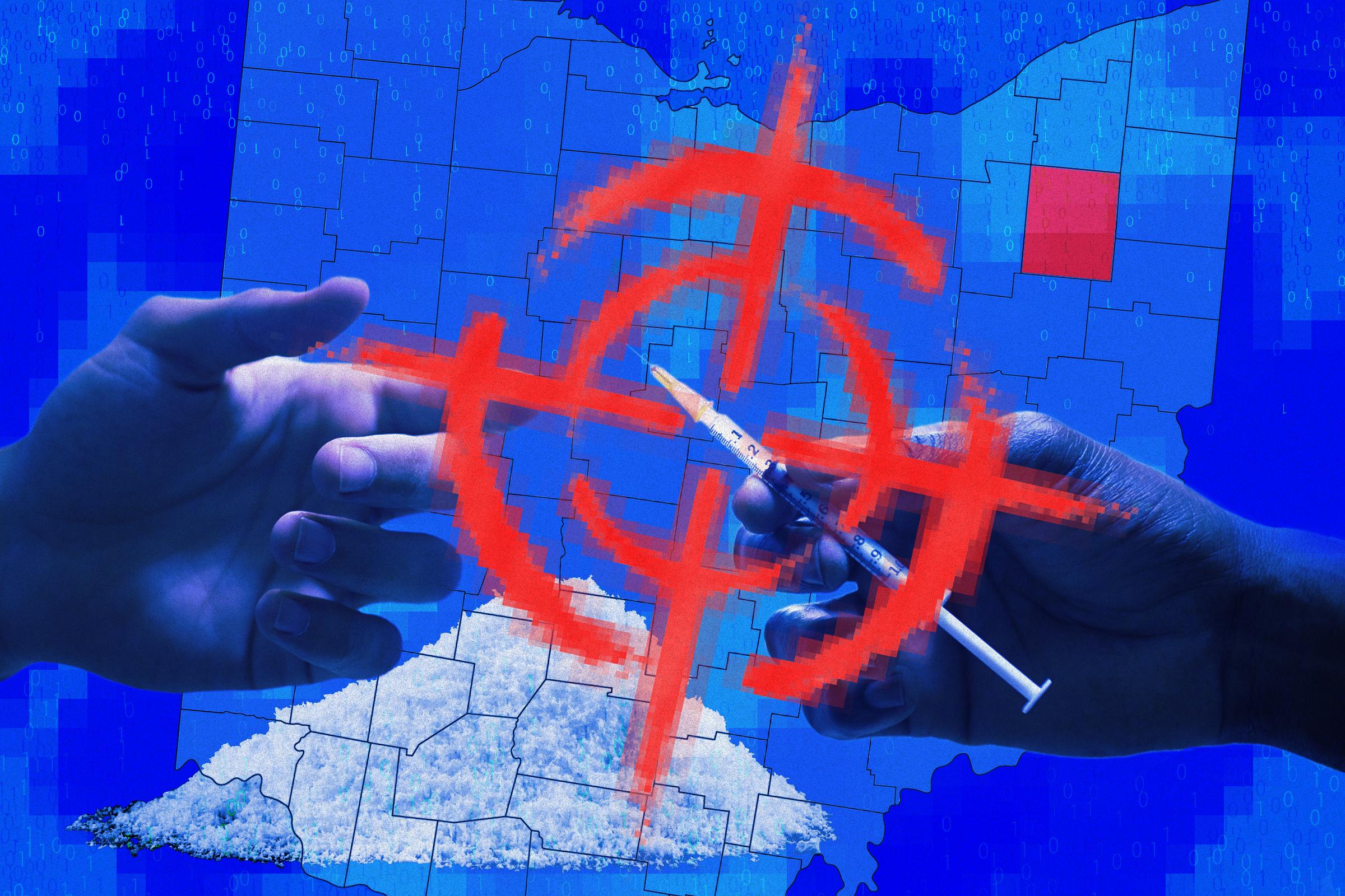 Who Are Ohio's Anti-Heroin Vigilantes Helping?