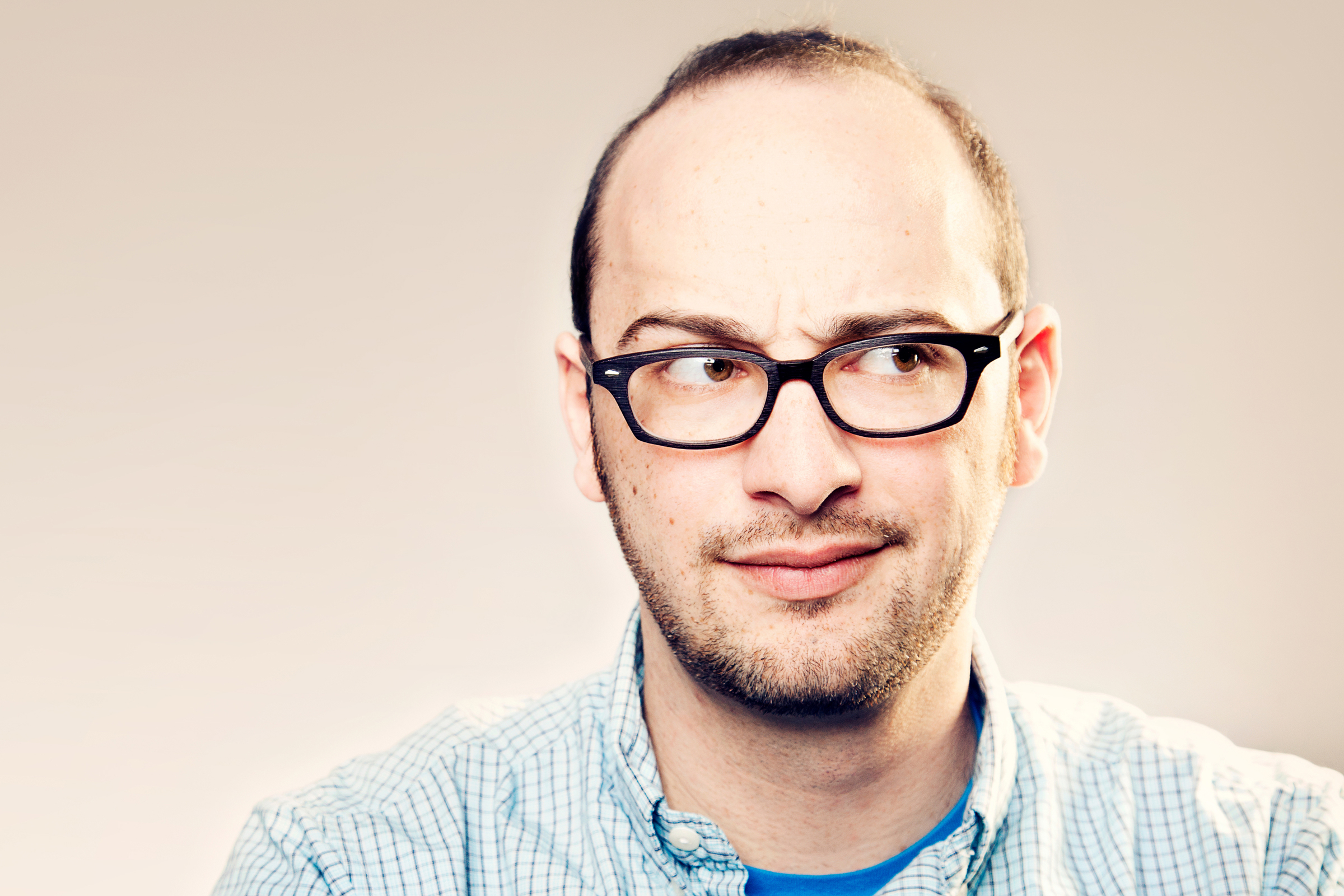 Comedian Josh Gondelman on Molly, the Roots and Giving It His 'Nice Try'