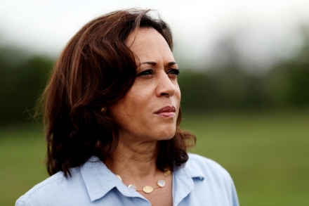 Having Worked Within the System, Kamala Harris Now Aims to Fix It