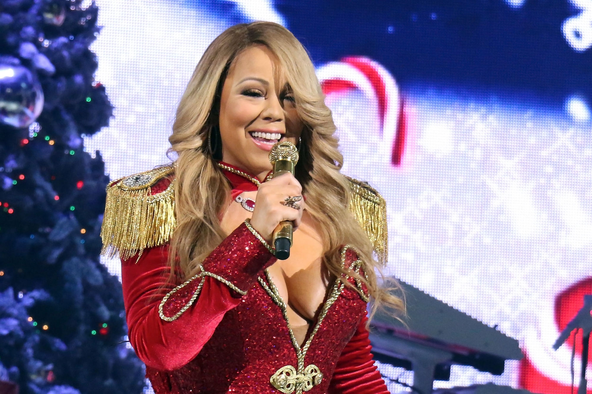 Mariah Carey Announces All I Want For Christmas Is You Tour Rolling Stone