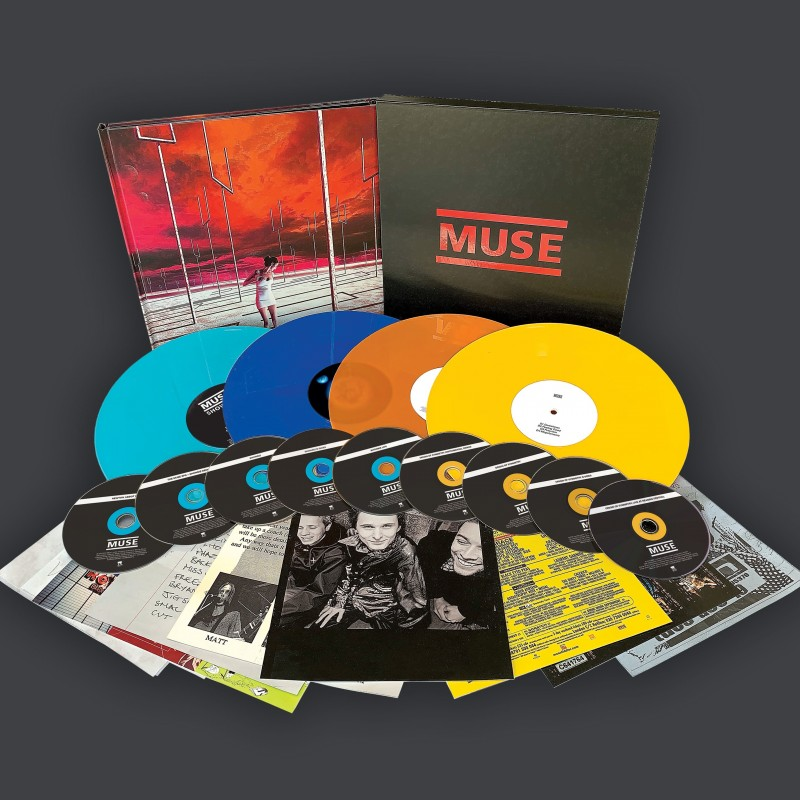 Muse Mark 20th Anniversary of 'Showbiz' With 'Origin of Muse