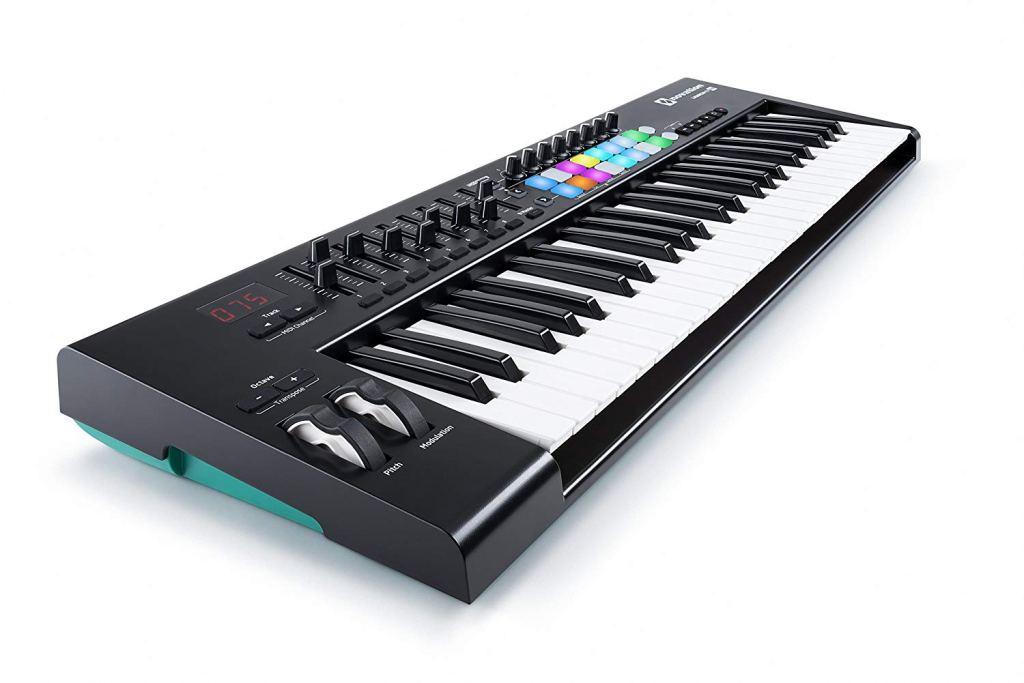 novation-keyboard-controller