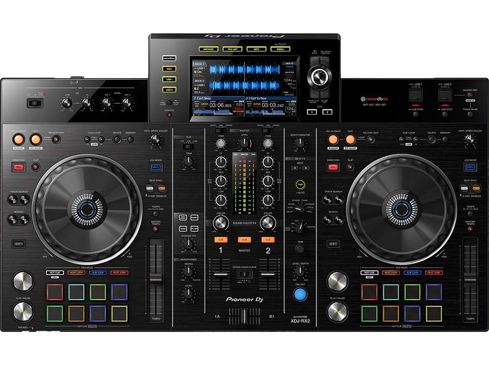 pioneer XDJ-RX2 review